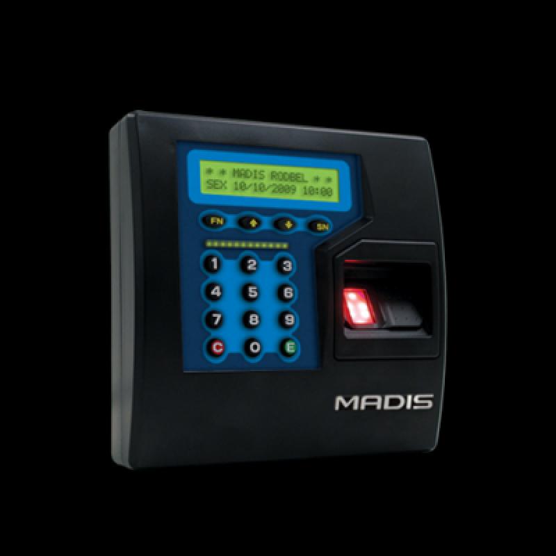 Controles de Pontos Biométrico Olhos-d'água - Controle de Ponto