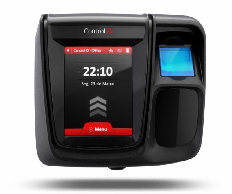 Relógio de Ponto Homologado Preço Pedra Azul - Relógio de Ponto Biométrico de Comprovante