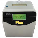 manutenção relógio de ponto henry plus