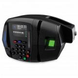 relógio de ponto biométrico impressão digital eletrônico valor Uberaba