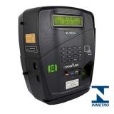 relógio de ponto biométrico digital