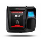 sistema de controle de ponto biométrico